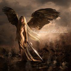 Gothic-fantasy-photo Valkyrie