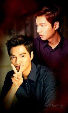 Lee Min Ho ♡ #Kdrama . handsome ...