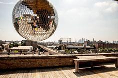 Our House: Netil 360 Rooftop Retreat | netil house, glasshouse salon, rooftop bar, summer hang out, london | Glasshouse Journal