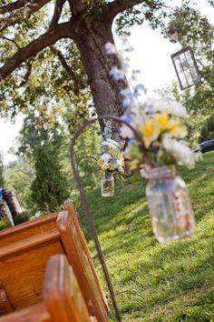 Como decorar a cerimônia para casamento a tarde