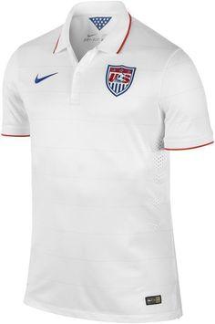 2e891b4f6 Nike michael bradley usa authentic home jersey fifa world cup brazil 2014 us  soccer team