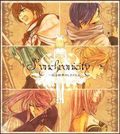 Synchronicity trilogy by Hitoshizuku-P/Yama△. Illustration by Suzunosuke (VOCALOID: The Power of Creative Collaboration)