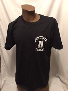 9/11/01 September 11 2001 Freedom Tower Memorial Tshirt Large World Trade Center    eBay