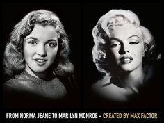 Marilyn Monroe é o rosto 2015 da Max Factor