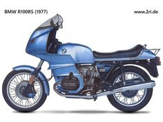BMW R100RS (1977)