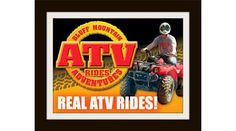 ATV Trail Rides at Bluff Mountain Adventures in Pigeon Forge, TN