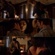 "#TheOriginals 2x09 ""The Map of Moments"" - Hayley and Elijah"