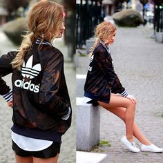 How F A B is that #Adidas jacket? We love @adidas at #Sportdecals! Get custom adidas gear from us! 800-435-6110 or visit www.sportdecals.com