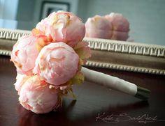 peony wedding bouquet - Google Search