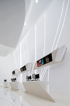 Cinema Design for White Futura, China Film Shanghai Cinema City by Alexander Wong Architects