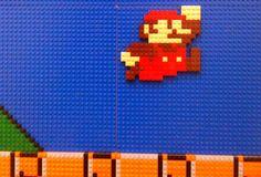 Mario LEGO's