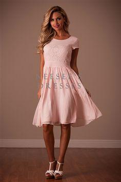 Pink Isabel Modest Dress by Mikarose, Vintage Dress, Church Dresses, dresses for church, modest bridesmaids dresses, trendy modest, modest office clothing, affordable boutique dresses, cute modest dresses, mikarose, trendy boutique, pink dress