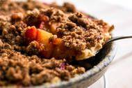 Video: Plum Chutney Crumb Pie