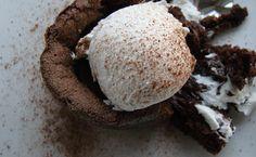 Calling All Chocoholics: Try Dark Chocolate Molten Lava Cake