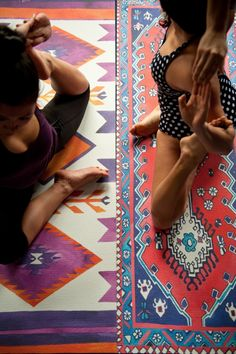 Can't wait to get mine! Magic Carpet Yoga Mats