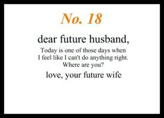 I was thinking maybe I cancel my meeting? Love Notes To My Future Husband Future Husband Quotes, Prayer For Husband, Dear Future Husband, Future Boyfriend, Dwayne Johnson, I Love You Words, True Love Waits, Future Love, Future Goals