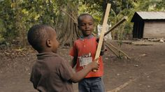 The short film 'Papa Machete,' which is having its U.S. premiere this week at Sundance, introduces viewers to a 70-year-old Haitian farmer who's the master of a secret martial arts form.