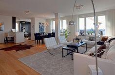 viviendas del mundo de lujo piso nórdico de nuevo construcción estilo nórdico escandinavo