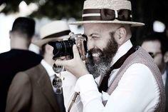 Comienza El Pitti Uomo Y El Street Style Ha Hablado El Sombrero Tipo Panama Es El Accesorio Definitivo 3