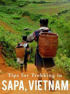 Tips for Trekking in Sapa Vietnam