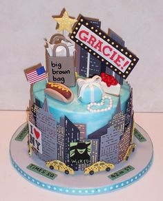 The Icing on the Cake: Only in New York