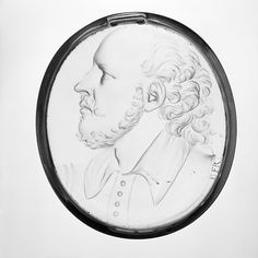 Antonio Berini, 'William Shakespeare' (early 19th century).