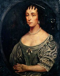 Eleanor Rokeby, ca. 1660; YMT YORAG : 1314