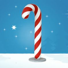 The Christmas season would not be the same without candy canes! Buy our high-quality candy cane decor for your indoor or outdoor displays, and celebrate the spirit of the season with premium fiberglass displays. Holiday Themes, Holiday Sales, Holiday Decor, Christmas Yard, Christmas Night, Giant Candy Cane, Outdoor Christmas Decorations, Christmas Displays, Life Size Statues