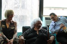 WATCH: Aging Fiercely While TransIn their latest POZ Blog, Visual AIDS brought together Miss Major Griffin-Gracy, Kate Bornstein,  Jay Toole, and Sheila Cunningham to discuss experiences of aging,  disadvantage, discrimination, and maintaining one's dignity as a  trans/gender nonconforming person. #HighlyRecommend