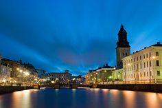 Sweden...loved Goteborg!