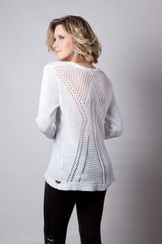 Coleção tricot Kardiê Outono Inverno 2014. Ref. 7689. 2014 Fall Winter Collection tricot Kardiê.