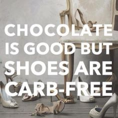 Carb Free Shoes!