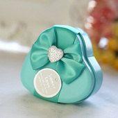 e19fcc614 30pcs Lovely Tiffany Blue Wedding/Party Gift Tin Box by muimuichow, $36.00