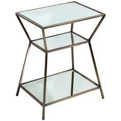 Interlude Home Norha Side Table