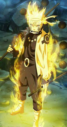 Naruto, Six Paths Mode