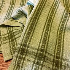 Ravelry: DebbieB's Handwoven Guacamole Dishtowels