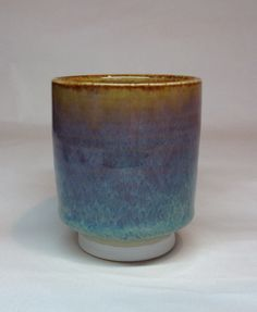 Annie Jennings - Warm color at top w/gradations of cool colors
