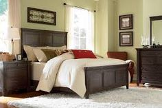 Rustic panel bed - Google Search