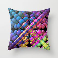 Looky Here Throw Pillow