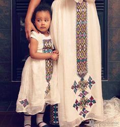 Ethiopian Wedding Dress, Ethiopian Dress, Habesha Kemis, Eritrean, Traditional Wedding, Traditional Dresses, Ethiopia People, Ethiopian Beauty, Ethiopian Traditional Dress