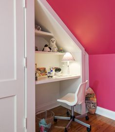 Ridiculous Tips: Attic Window Patchwork attic makeover hidden storage.Attic Room For Teens attic roof stairs.Attic Before And After Shelves. Attic Loft, Loft Room, Bedroom Loft, Bedroom Decor, Bedroom Ideas, Kids Bedroom, Eaves Bedroom, Garage Attic, Attic Ladder
