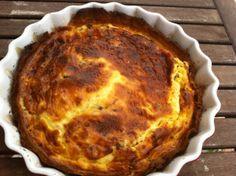 Handmade Quiche Lorraine. Aquí la receta de la quiche tradicional.