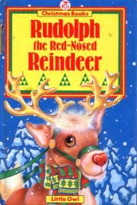 rudolph the red nosed reindeer little owl books