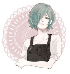 Image about anime in Tokyo Ghoul by Kotori on We Heart It Pelo Anime, Chica Anime Manga, Kaneki, Fanart, Character Art, Character Design, Ken Tokyo Ghoul, Tamako Love Story, Another Anime