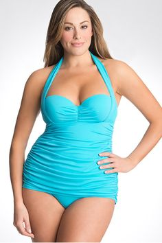 Dive Into Style With Plus-Size Swimwear