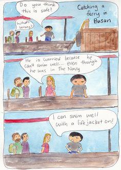 My Korean Husband -  Ferry