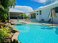 4 Bedroom Other Rental in Holmes Beach, Florida, USA - Brand New 4 Bed/3 Bath Kayaks Bikes Heated Pool