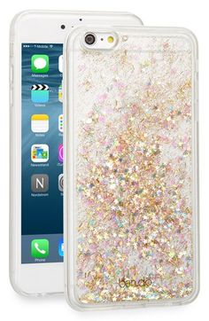 ban.do 'Glitter Bomb' iPhone 6 Plus & 6s Plus Case available at #Nordstrom