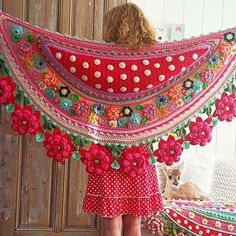 Crochet workshop shawls, wraps and bags - Adinda's World - Official website of Adinda Zoutman