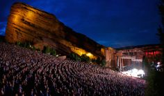 Red Rocks Amphitheater, near Morrison, Colo. | The 23 Dopest Places On Earth To Get High